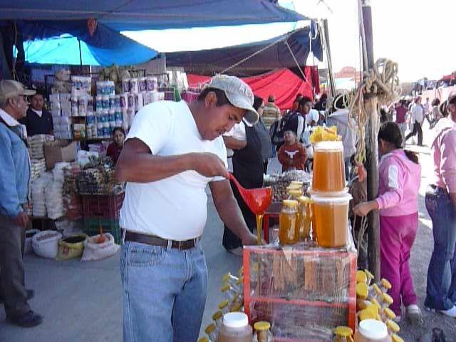 Honey Seller