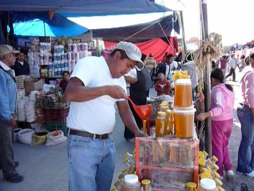 Honey Seller