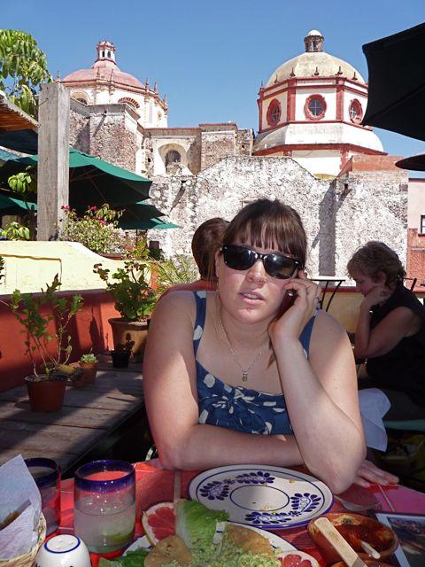 Lunch at La Posadita