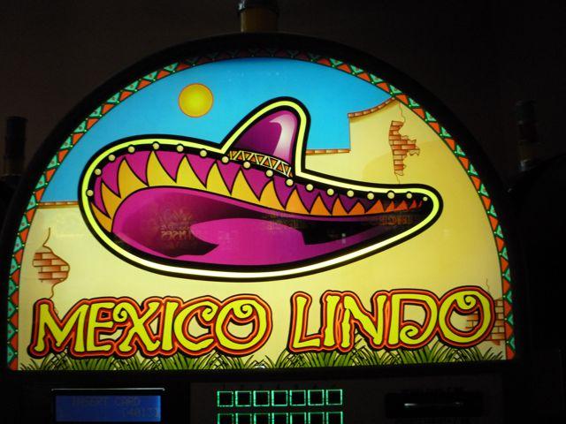 Slot Machine - Mexico Lindo